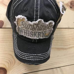Sunshine & Whiskey Ball Cap