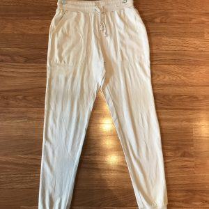 Ivory Moth Sweatpants