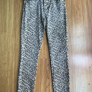Skinny Fries Leopard Jeans